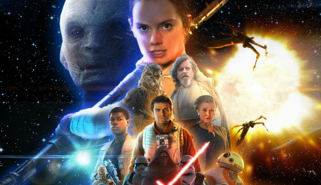 Disney revela nuevo teaser trailer de 'Star Wars VIII: Los últimos jedi'