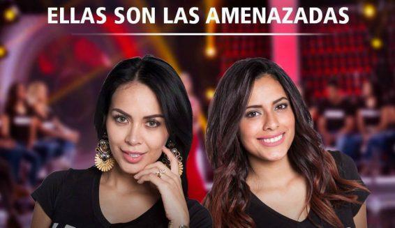 Laura G y María P son las amenazadas en Protagonistas RCN