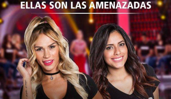 Maria y Maria P son amenazadas en Protagonistas RCN