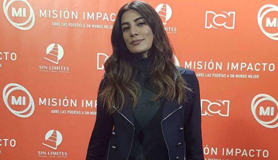 Confirmado! Andrea Serna llega al Canal Caracol en el 2018