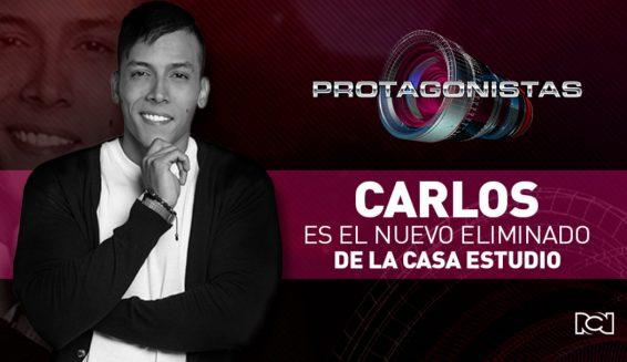 Carlos Moscote es el quinto eliminado de Protagonistas RCN