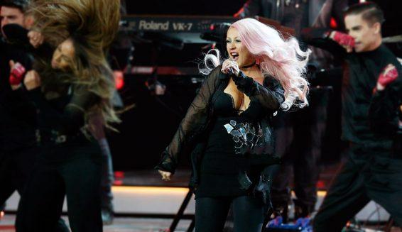 Christina Aguilera vuelve a la escena musical y así será su regreso