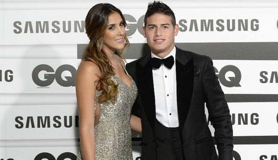 Divorcio de James Rodríguez y Daniela Ospina sería una farsa
