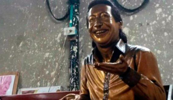 Netflix estaría negociando producir película de Diomedes Díaz
