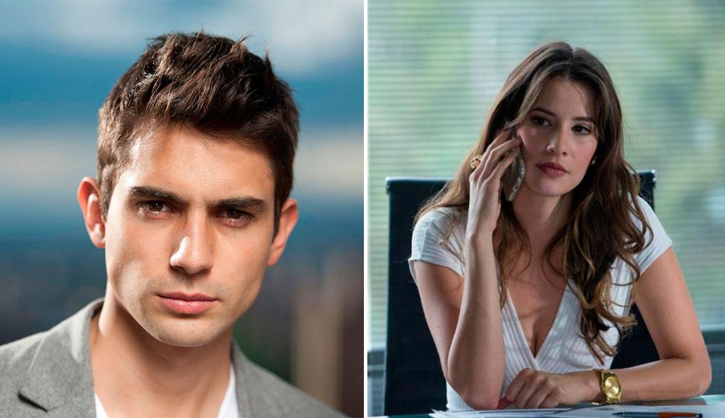 Laura Londoño y Sebastián Eslava protagonizan la serie Paraíso Travel