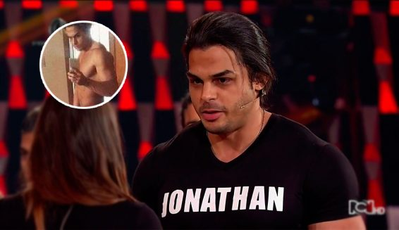 Filtran fotos comprometedoras del Protagonista Jonathan Fierro