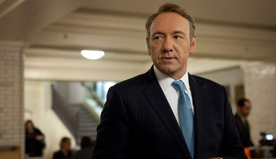 Kevin Spacey se declara gay después de ser señalado de acoso sexual