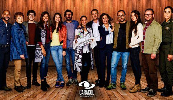 Canal Caracol inicia rodaje de la serie 'La ley secreta' con Viña Machado