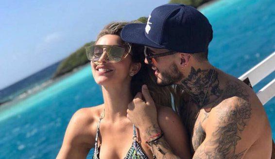 Mateo Carvajal le propuso matrimonio a Melina Ramírez en entrevista