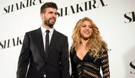 Shakira pone fin a los rumores de separación con Piqué