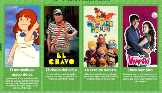 Estos son todos los programas de 'Tacho Pistacho' de RCN Televisión
