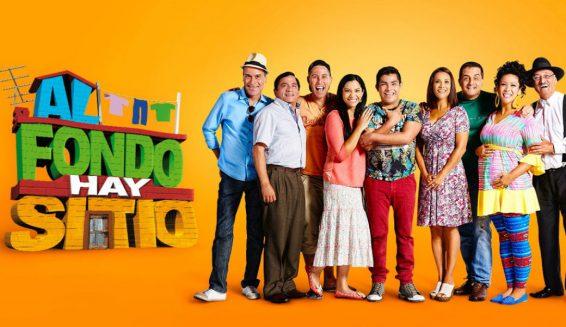Canal 1 estaría preparando versión colombiana de 'Al fondo hay sitio'