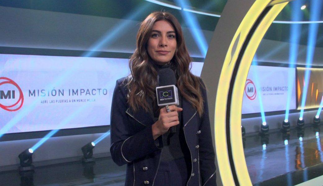 Andrea Serna presentará 'The Wall' en el Canal Caracol
