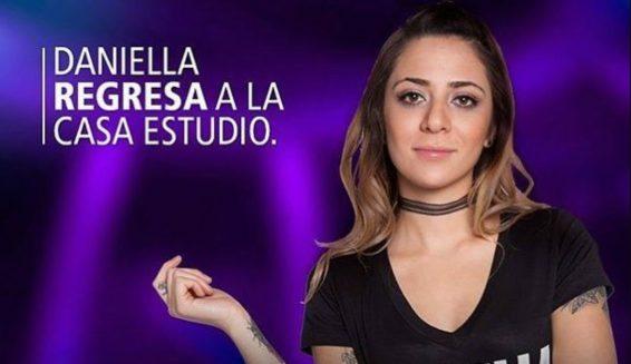 Daniella De Lucca vuelve a ingresar a Protagonistas RCN