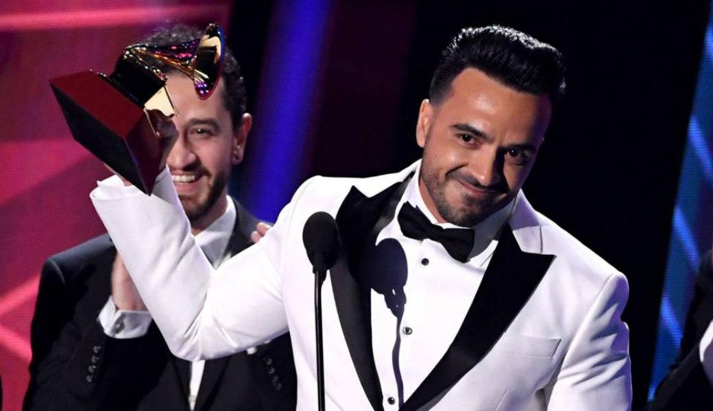 Lista de ganadores de los Premios Grammy Latino 2017