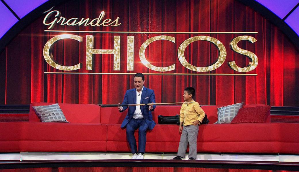 Talk Show 'Grandes chicos' volverá a ser emitido en Colombia