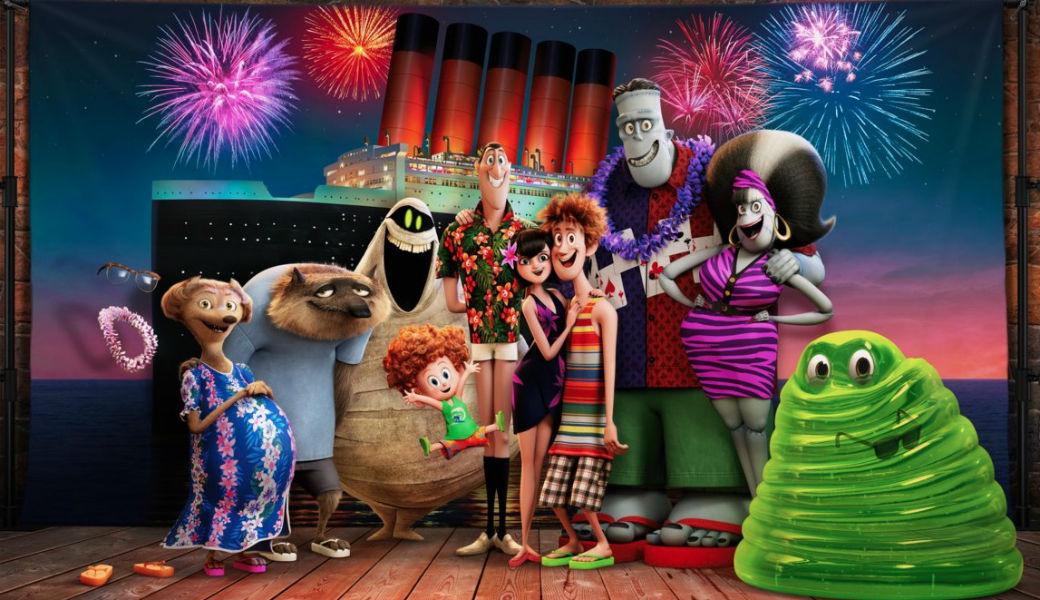 Sony Pictures ha revelado trailer de Hotel Transilvania 3