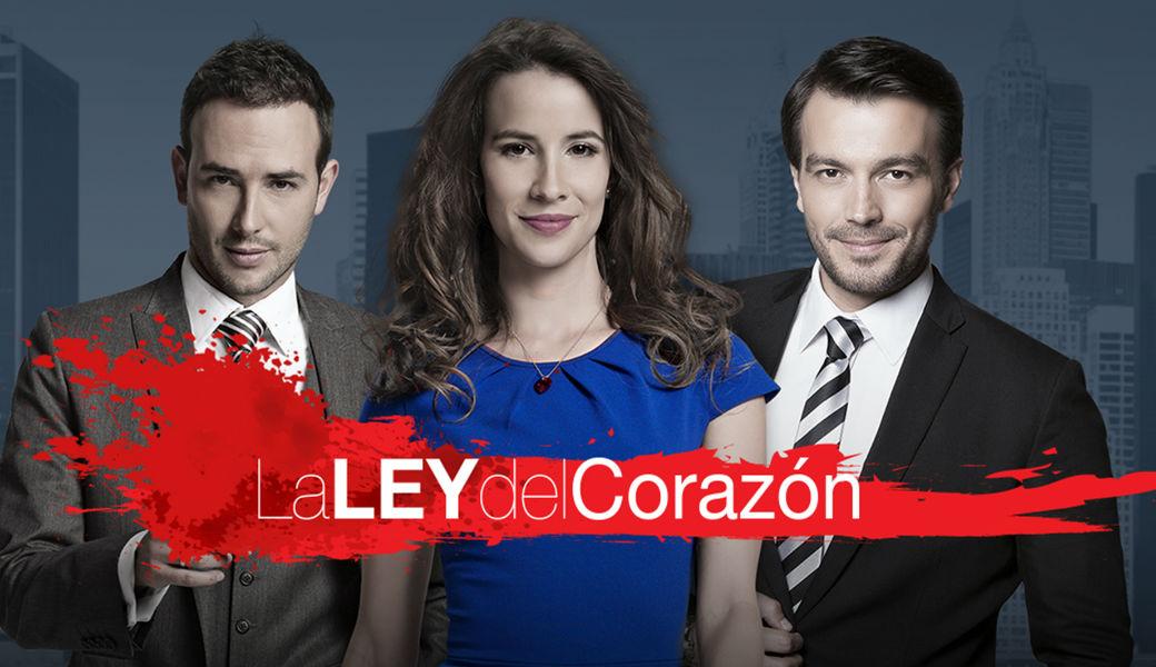 Canal RCN volverá a emitir 'La ley del corazón' en Colombia