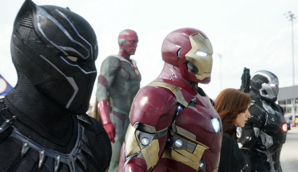 Thor y Ironman aparecen en el nuevo trailer de Pantera Negra