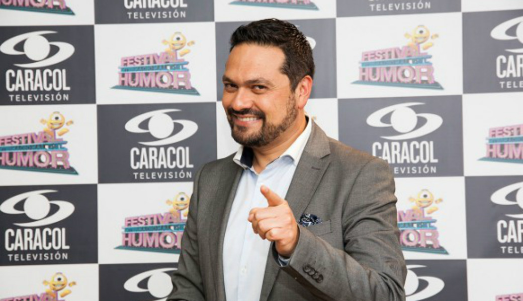 Santiago Rodriguez será el presentador de 'La vuelta al mundo en  80 risas'