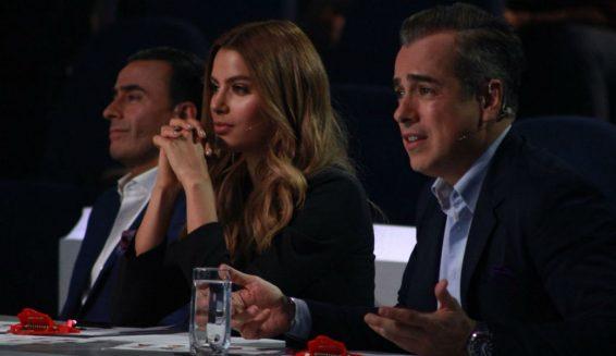 Ariadna Gutiérrez besa a un hombre en Protagonistas RCN