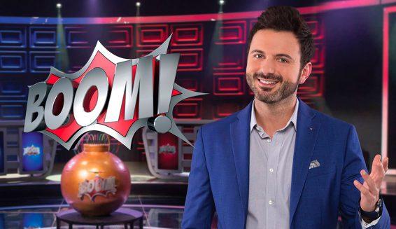 En esta fecha se estrena Boom!, nuevo programa concurso de CaracolTV