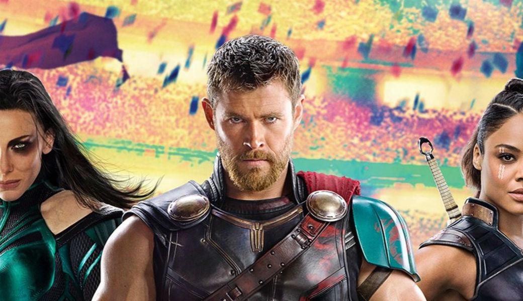 Thor Ragnarok sigue liderando la taquilla este fin de semana