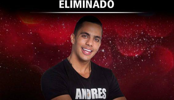 Andrés Altafullaes el nuevo eliminado de Protagonistas RCN
