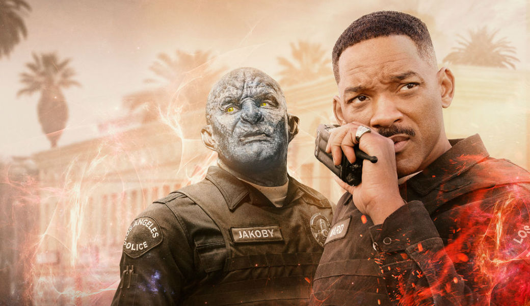 'Bright' con Will Smith no conquista a la crítica especializada
