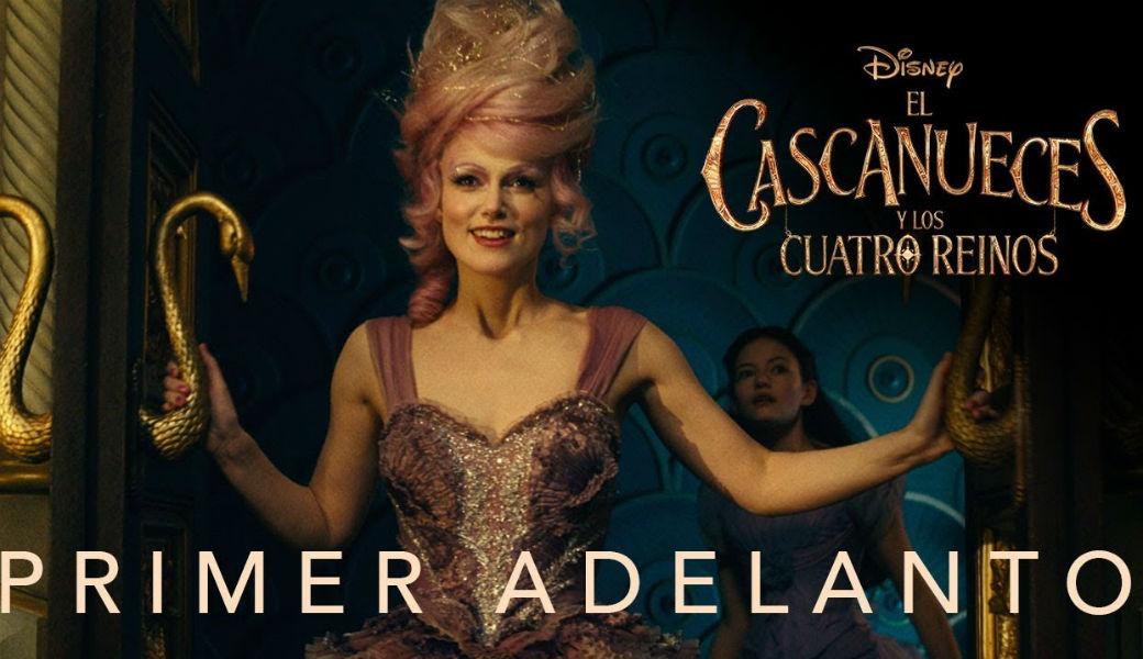 Disney revela primer trailer de 'El cascanueces y los cuatro reinos'