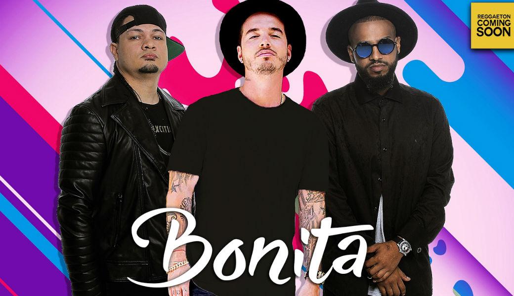 J balvin lanza nueva versión de su canción 'Bonita'