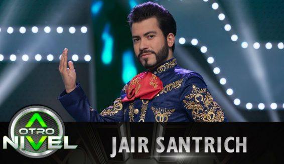 Jair Santrich es el ganador de la segunda temporada de A otro nivel