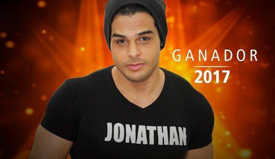 Jonathan Fierro es el ganador de Protagonistas 2017
