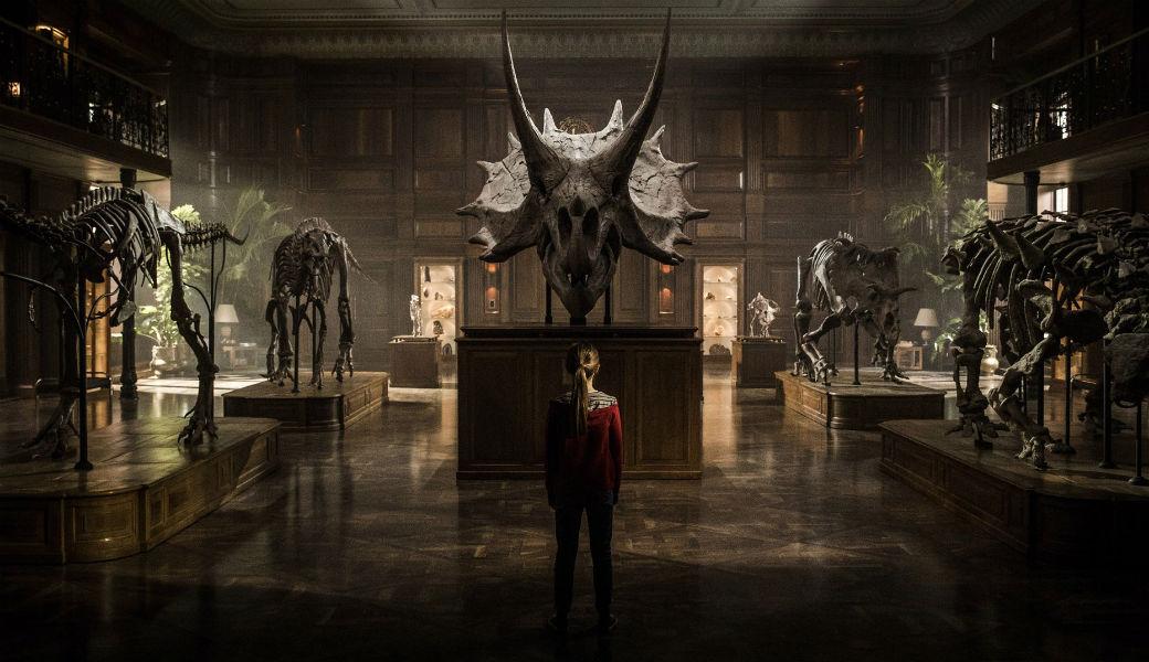 Universal Pictures estrena trailer de 'Jurassic World 2: Fallen Kingdom'