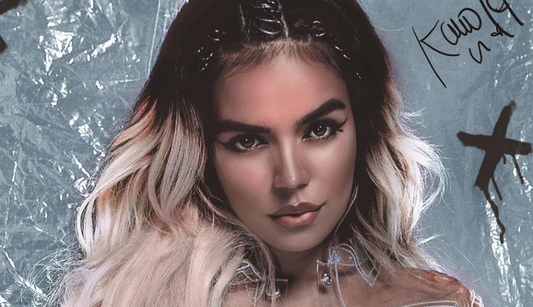 Karol G lanza video de su canción 'La dama'