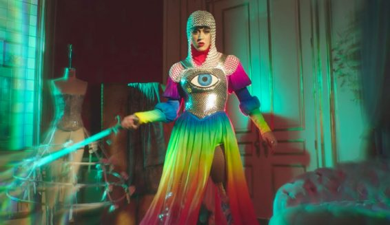 Katy Perry estrena su nuevo video 'Hey Hey Hey'