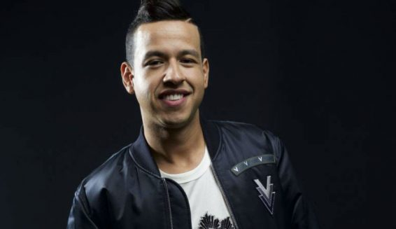 Martín Elías fue el cantante más buscado de Colombia en el 2017