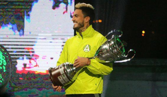 Mateo Carvajal participará en el Desafío 2018