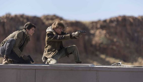 Fox revela trailer de la película Maze Runner: La cura mortal