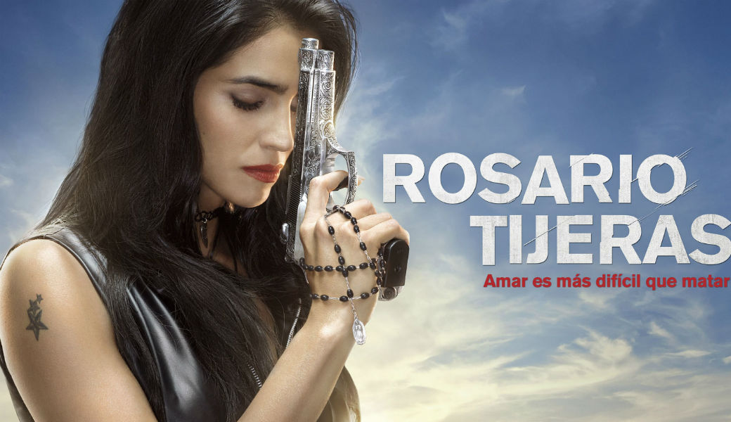Azteca 13 inició rodaje de la segunda temporada de Rosario Tijeras