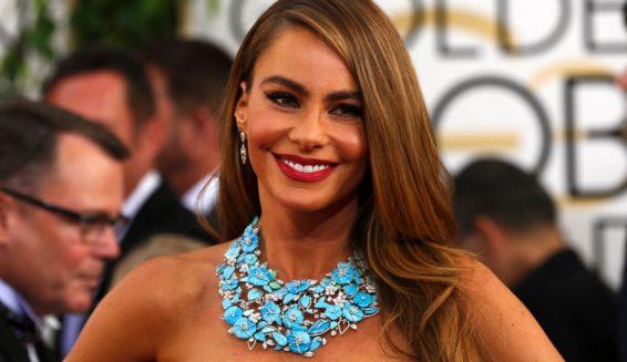 Sofía Vergara es la tercera latina que más gana dinero en el mundo