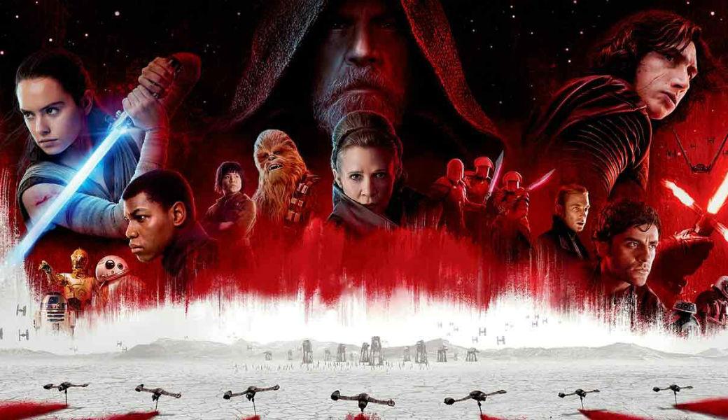 Pésimo Debut de Star Wars: Los últimos Jedi en la taquilla colombiana