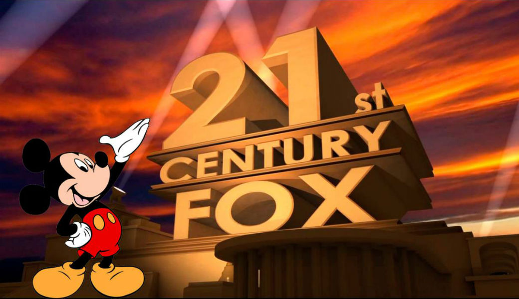 Confirmado: Disney compró a 20th Century Fox