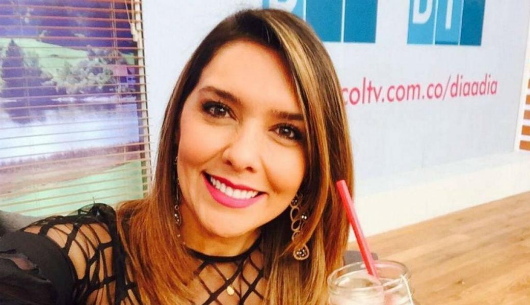 Monica Rodríguez tuvo un accidente en 'Día a Día'