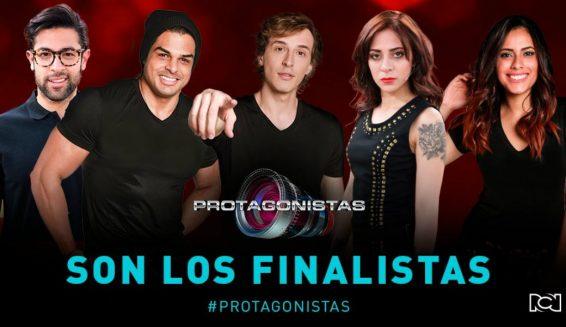 Estos son los finalistas de Protagonistas RCN