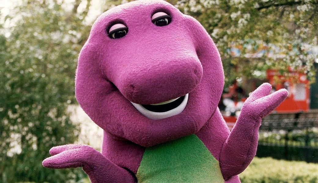 Barney ahora se dedica a dar clases de sexo tántrico