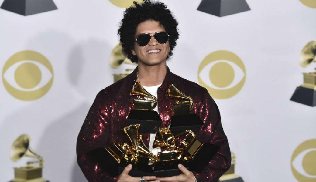 Lista de ganadores de los Premios Grammy 2018