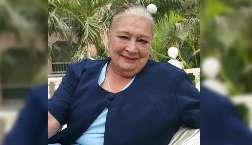 Dora Cadavid revela que vive en un hogar geriátrico