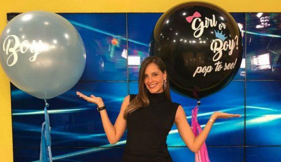 Laura Acuña revela género y nombre de su segundo hijo