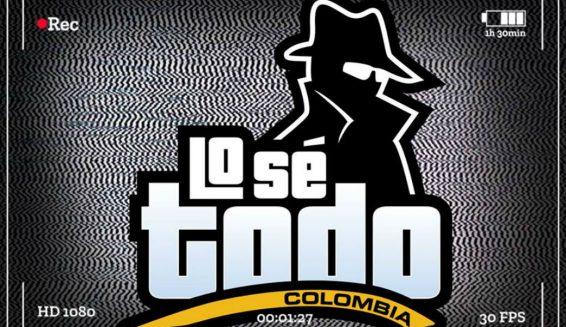 Canal 1 confirma fecha de estreno de 'Lo sé todo' en Colombia